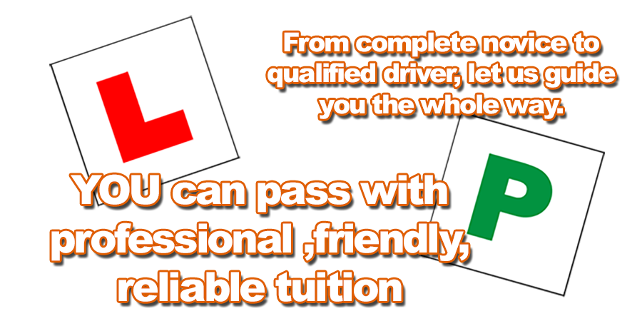 Driving lessons with What the L Driving School